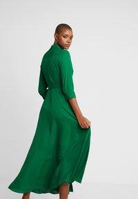 Banana Republic - SAVANNAH DRESS - Robe longue - luscious green - 5