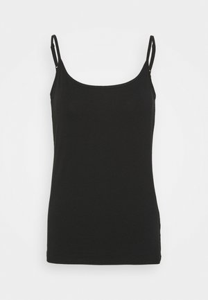 CAMI - Topper - black