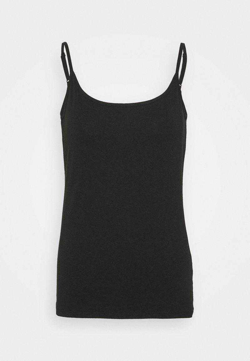 Marks & Spencer London - CAMI - Top - black
