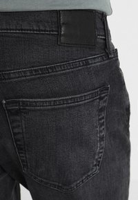 Abercrombie & Fitch - Slim fit jeans - grey - 3