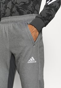 adidas Performance - PANT - Tracksuit bottoms - solid grey - 5