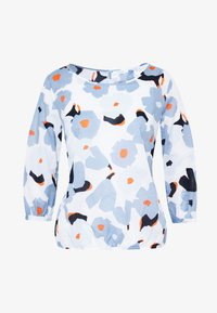 ABSTRACT - Blouse - morning blue