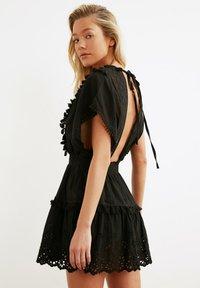Trendyol - Day dress - black - 2