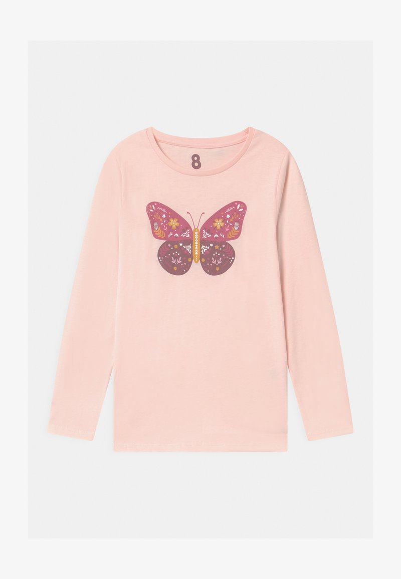 Cotton On - PENELOPE LONG SLEEVE  - Maglietta a manica lunga - crystal pink