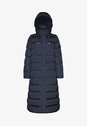 Winter coat - gothic blue