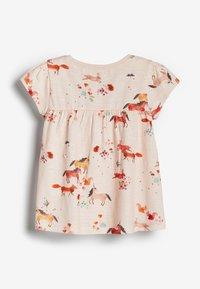 Next - Print T-shirt - pink - 1