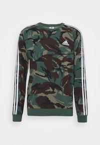 adidas Performance - CAMO - Sweatshirt - khaki - 4