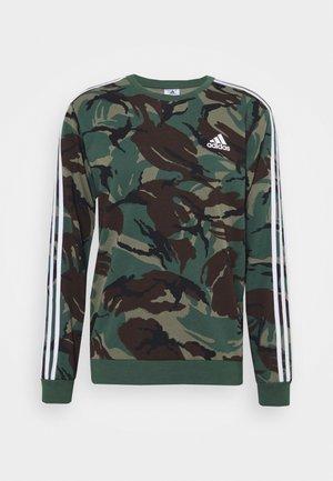 CAMO - Sweatshirt - khaki