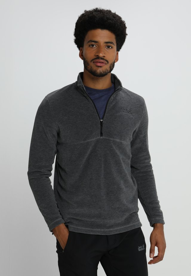 GECKO - Fleece jumper - ebony