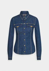 Versace Jeans Couture - LADY - Button-down blouse - indigo - 5