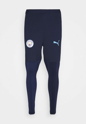 MANCHESTER CITY TRAINING PANT - Club wear - peacoat