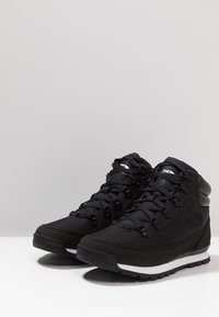 The North Face - B-TO-B REDX - High-top trainers - black - 2