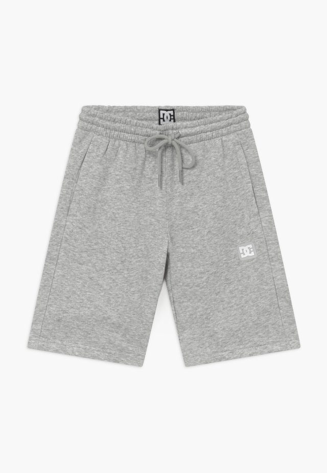 REBEL BOY - Tracksuit bottoms - light grey