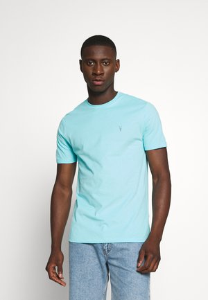 BRACE TONIC CREW - T-shirts basic - hawaii blue