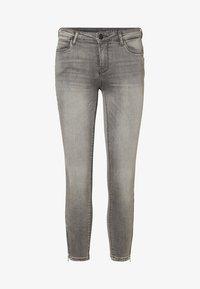 Noisy May - Jeans Slim Fit - light grey denim - 4