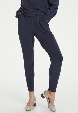 SWEAT - Pantalon de survêtement - navy blazer