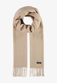 Fraas - MADE IN GERMANY - Scarf - beige - 0