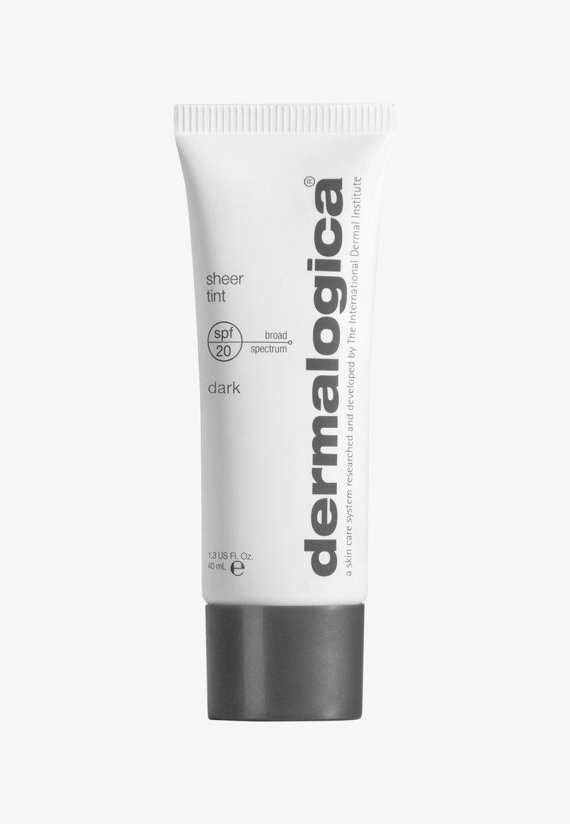 Dermalogica - SHEER TINT SPF20 DARK  - CC cream - -