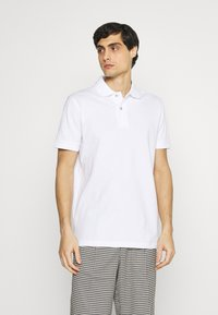Selected Homme - NEO - Piké - bright white - 0