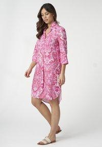 Dea Kudibal - KAMILLE - Day dress - paisley pink - 1