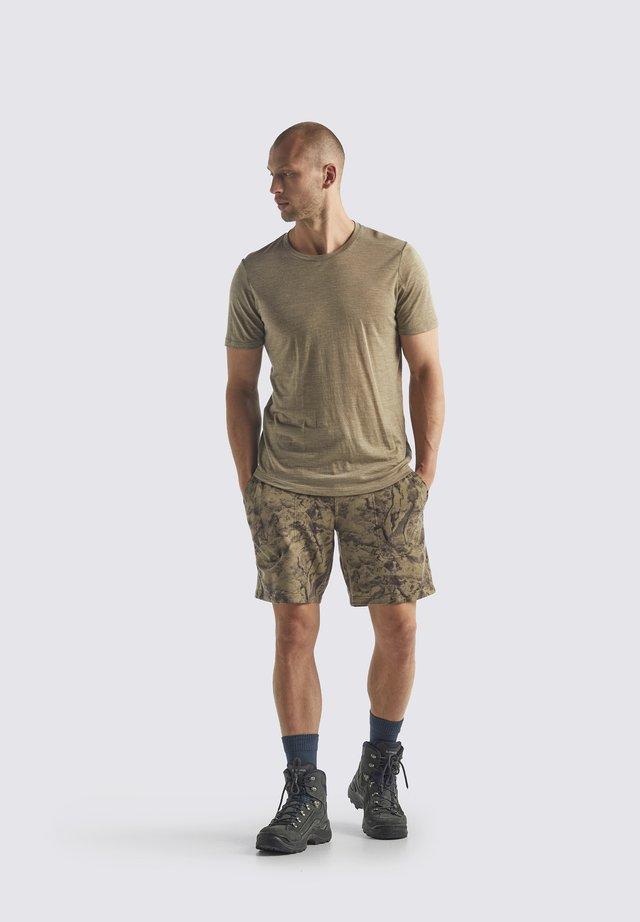 T-shirt basique - flint hthr