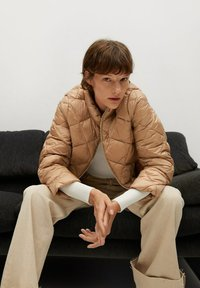 Mango - BLANDICO - Light jacket - beige - 5