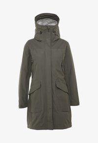 Didriksons - AGNES WOMENS COAT - Parka - dusty olive - 5