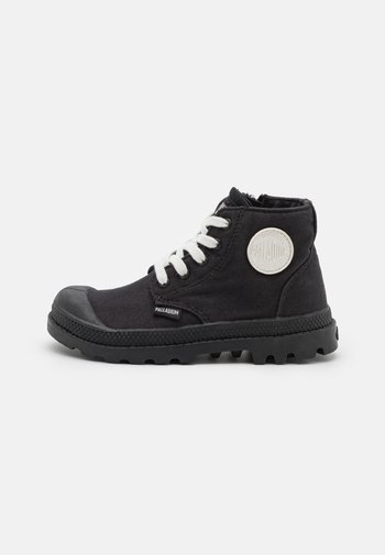 PAMPA MONO UNISEX - Lace-up ankle boots - black