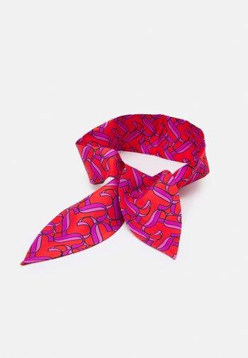FASCIA CAPELLI - Hair styling accessory - rosa chiaro/rosa scuro