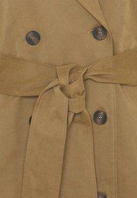 YAS - YASEMIRA  - Trenchcoat - ermine - 5
