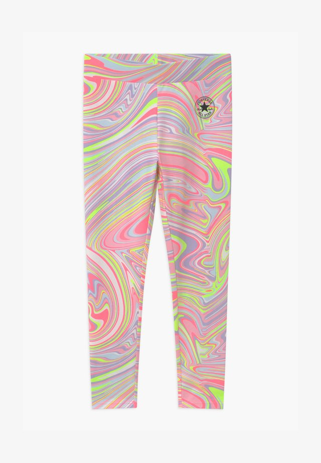 MARBLE - Leggings - Trousers - multi-coloured
