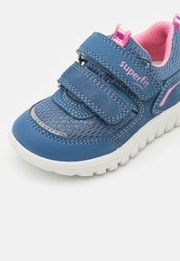 Superfit - SPORT7 MINI - Trainers - blau/rosa - 5