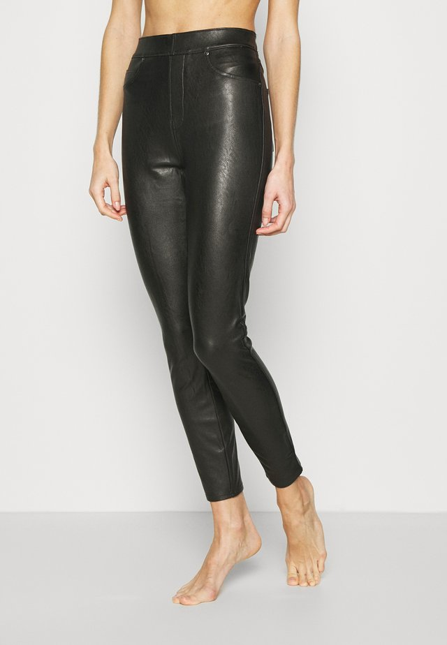 LIKE PANT - Leggings - classic black