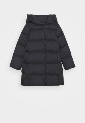 CHANNEL OUTERWEAR - Down coat - black