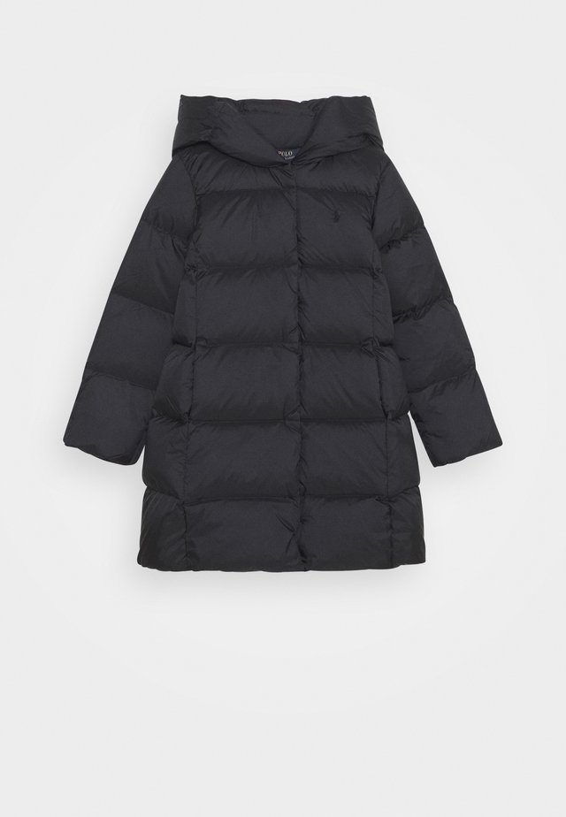 CHANNEL OUTERWEAR - Daunenmantel - black