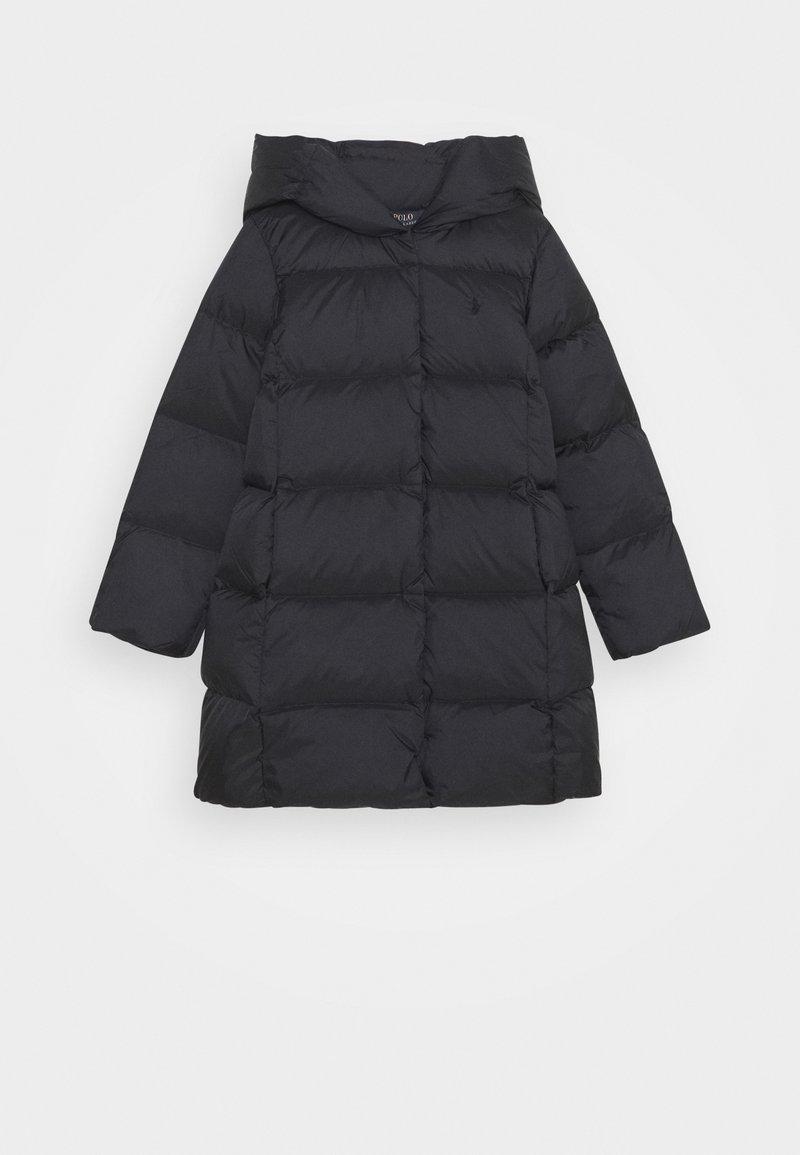 Polo Ralph Lauren - CHANNEL OUTERWEAR - Kabát zprachového peří - black