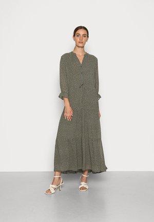 SLFGAIA DAMINA ANKLE DRESS  - Maxi dress - kalamata