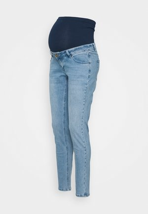 MOM  - Jean slim - light wash