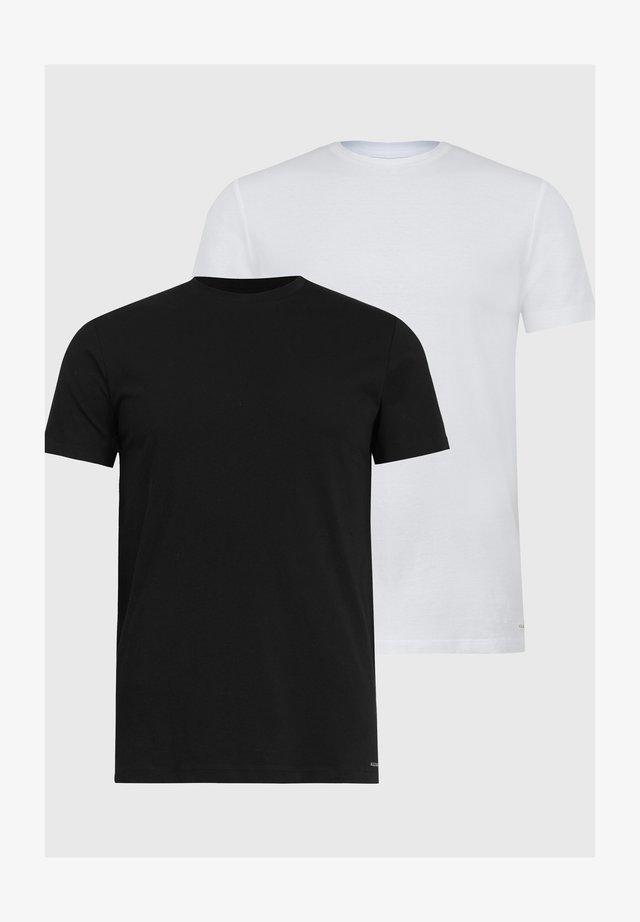 OSKO SHORT SLEEVE CREW 2 PACK - T-shirt basique - multi-coloured