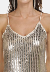 faina - Cocktail dress / Party dress - champagner - 3