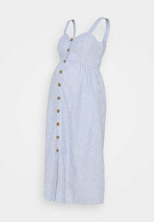 ADALIA - Korte jurk - blue