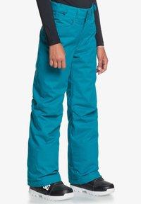Roxy - BACKYARD GIRL - Snow pants - ocean depths - 2
