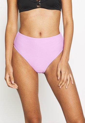 TANLINES MAUI - Bikini bottoms - lit up lilac