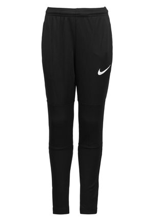 PARK 20 TRAININGSHOSE KINDER - Pantalon de survêtement - black / white