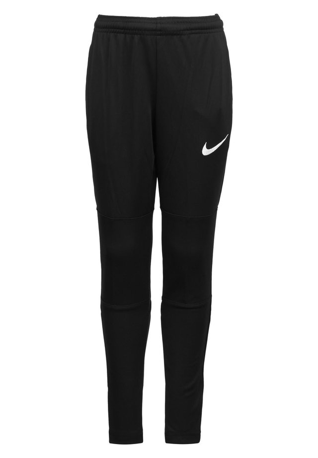 PARK 20 TRAININGSHOSE KINDER - Tracksuit bottoms - black / white