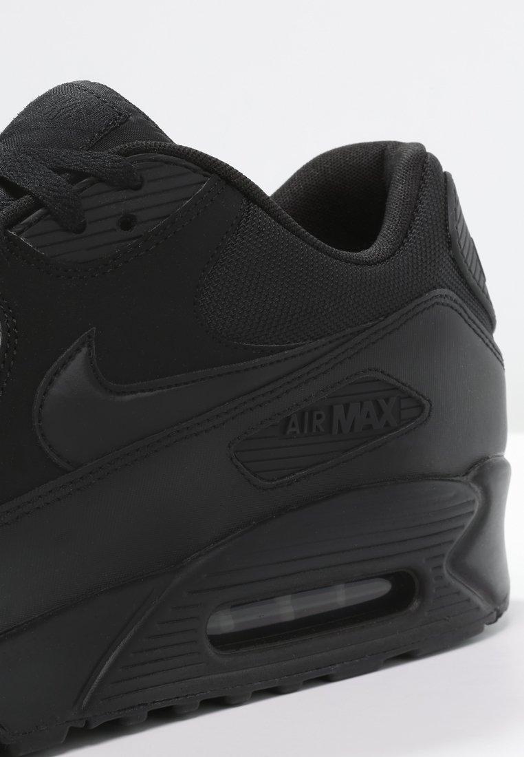 Nike Sportswear AIR MAX 90 ESSENTIAL - Baskets basses - black/noir ...