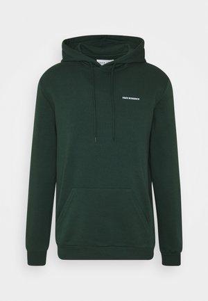 UNISEX - Hoodie - dark green