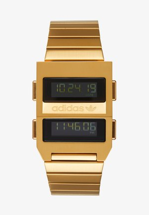 ARCHIVE M3 - Digital watch - gold-coloured