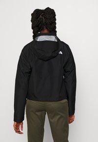 The North Face - W ARQUE ACTIVE TRAIL FUTURELIGHT JACKET - Hardshell jacket - black - 2