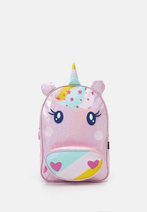 UNICORN KIDS BACK PACK LARGE - Skoletasker - pink